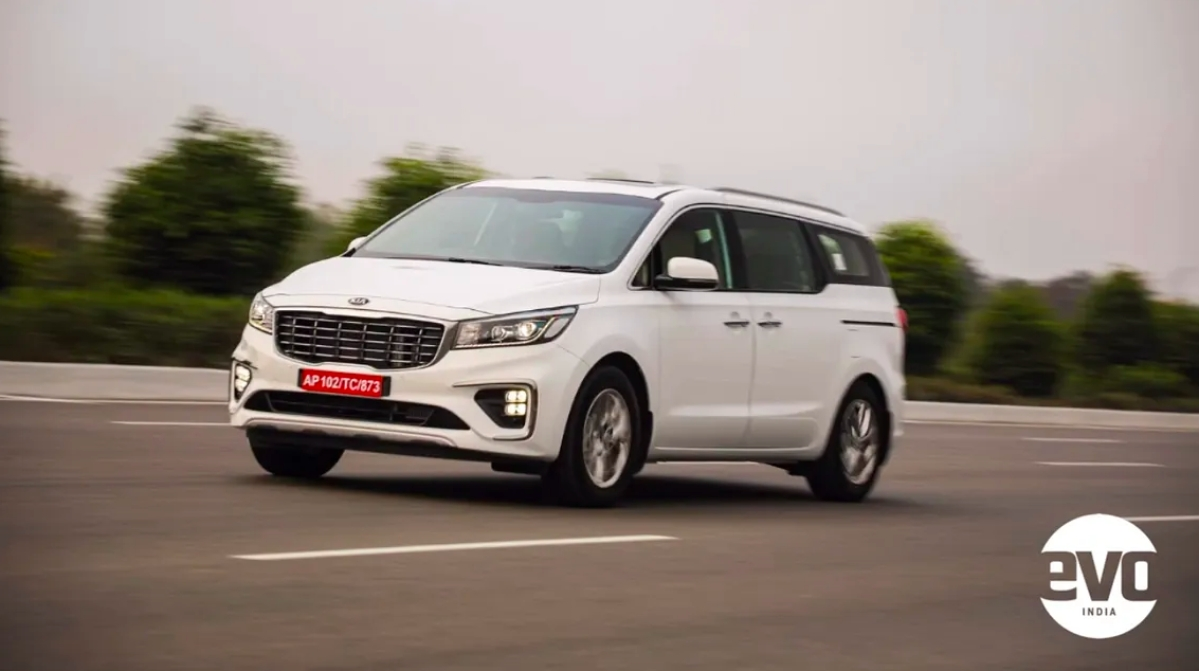 Auto Expo 2020: Kia Carnival launched at Rs. 24.95 lakh