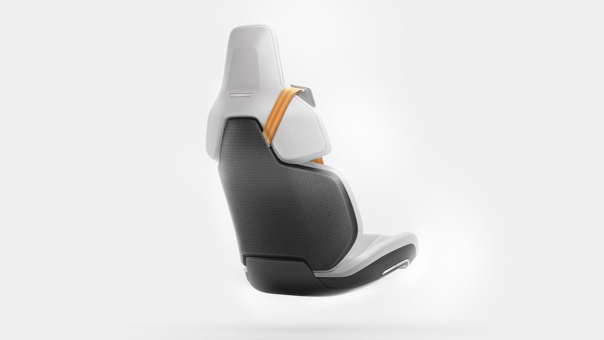 Polestar Precept Seat Material