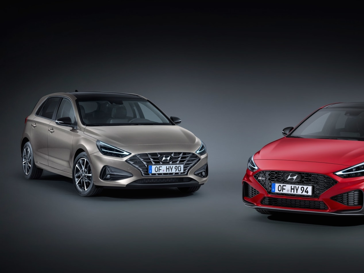 New 2020 Hyundai i30 revealed with new look, tech and transmission