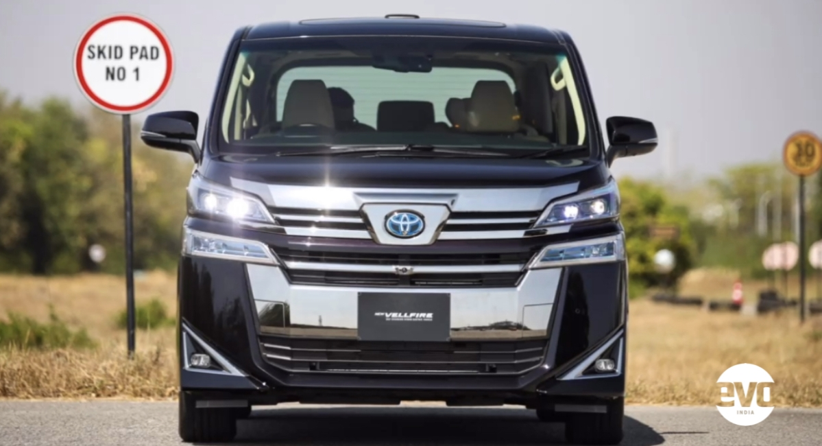 Vellfire's way with its outrageous styling