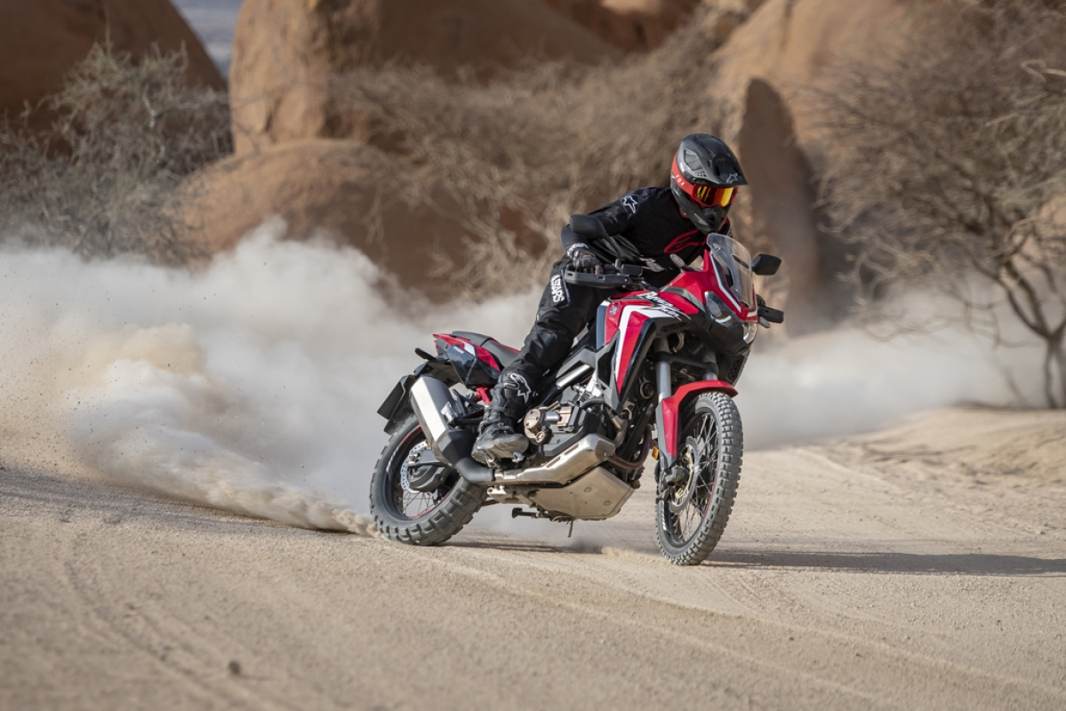 2020 Honda Africa Twin to be launched in India on March 5
