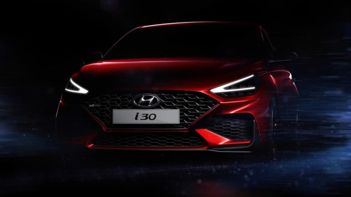 2020 Hyundai i30 N-line teased – new i30 N to follow