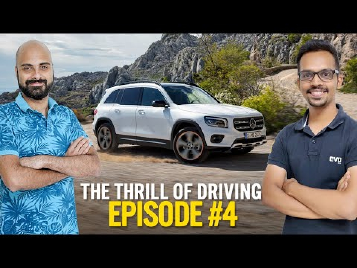 How cool is the new Mercedes-Benz GLB?  Episode 4