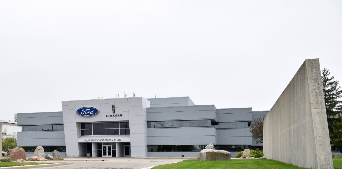 Ford halts production in North America and Europe due to COVID-19