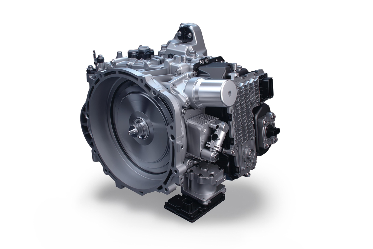Kia's 8-speed dual clutch transmission