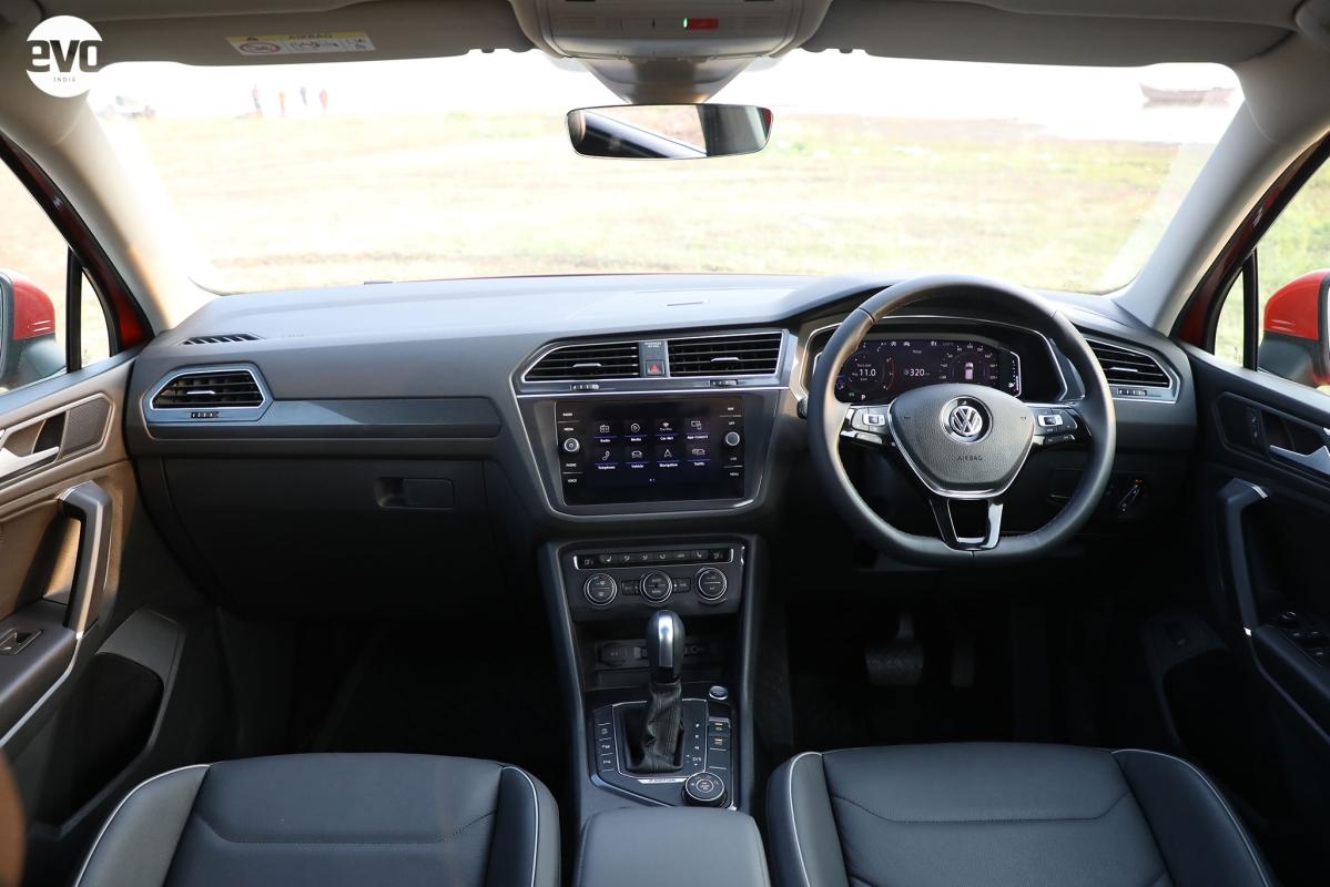 It has the same dashboard, same infotainment screen, same air-con controls, same gear stick.