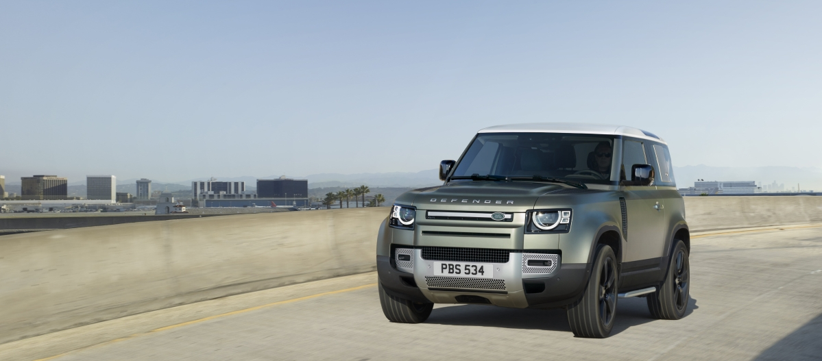 The Land Rover Defender is now as good on road as it is off the beaten path