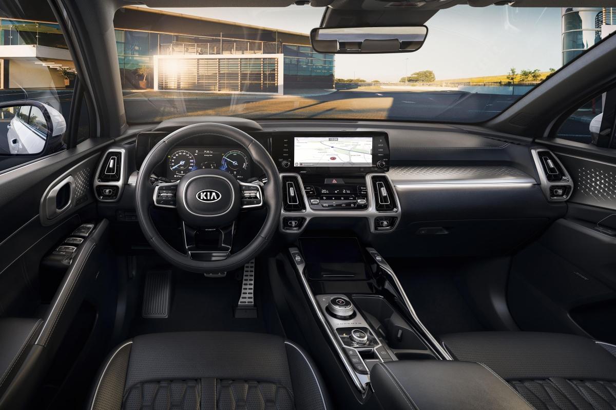 2021 Kia Sorento: The most high-tech Kia ever?