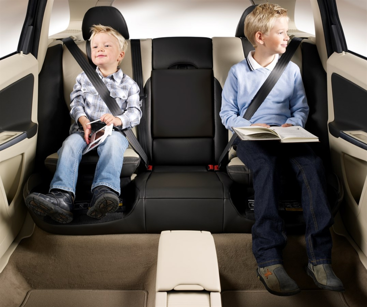 Even 50 years after the seat-belt invention, Volvo continues to be a leader in safety systems