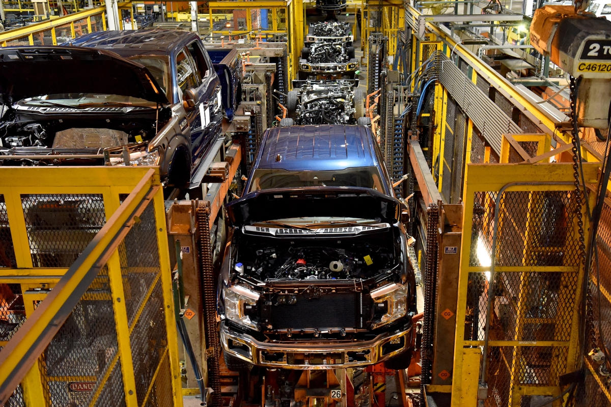 Ford's manufacturing facility in Kansas will be shut till end of March