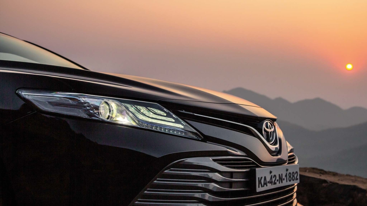 Toyota Camry roadtrip: The forests of the western ghats