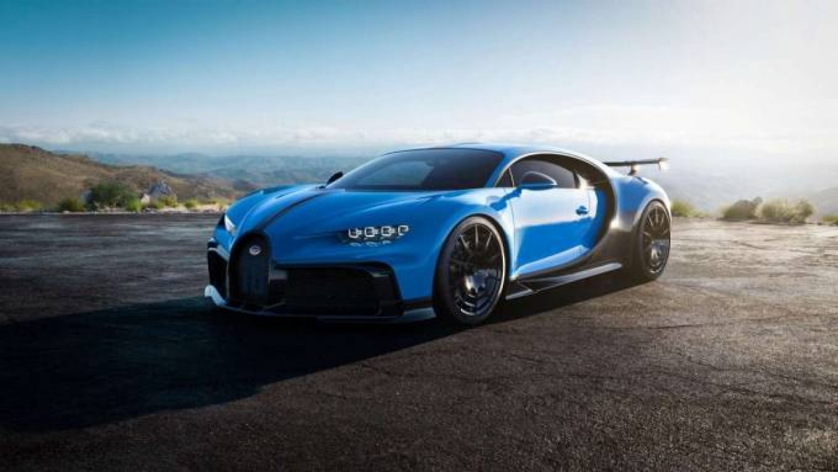 Chiron Pur Sport is the latest addition to  the Bugatti line up.