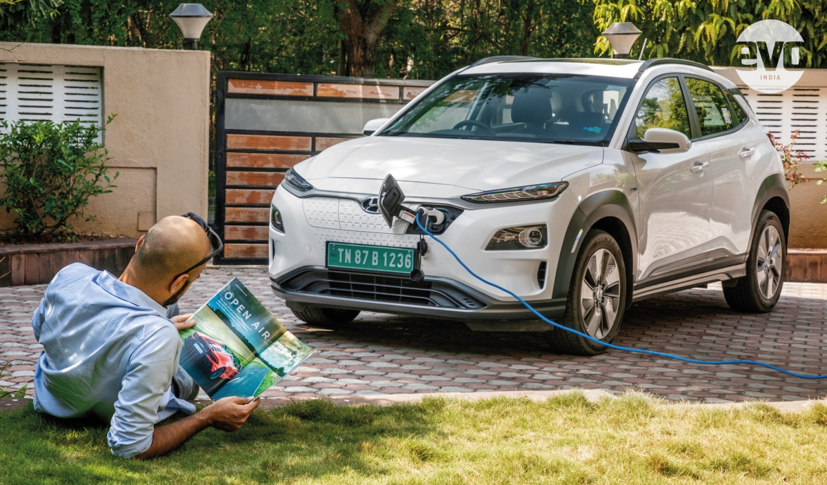 We spend a month with the Kona Electric to find out with the help of evo India's principal correspondent Aatish Mishra