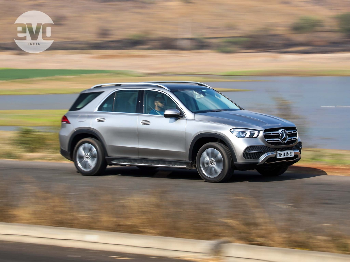 The 300d is the entry in to the GLE range