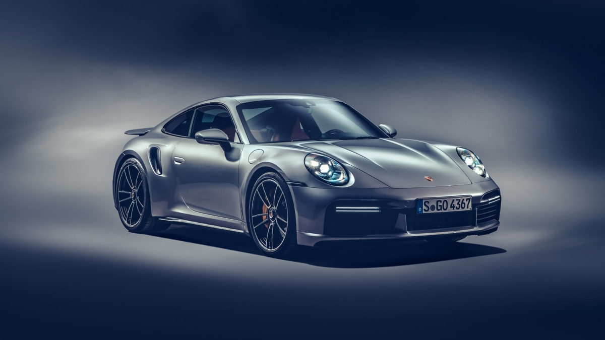 2020 Porsche 911 Turbo S revealed