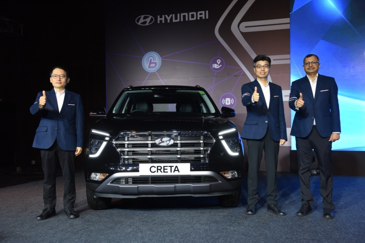 All-New Hyundai Creta launched at Rs 9.99 Lakh | Rivals the Seltos, Hector and Harrier