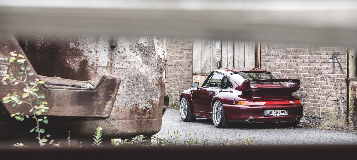 Taking a look back at the history of the Porsche 911 GT2 RS, aka the Widowmaker