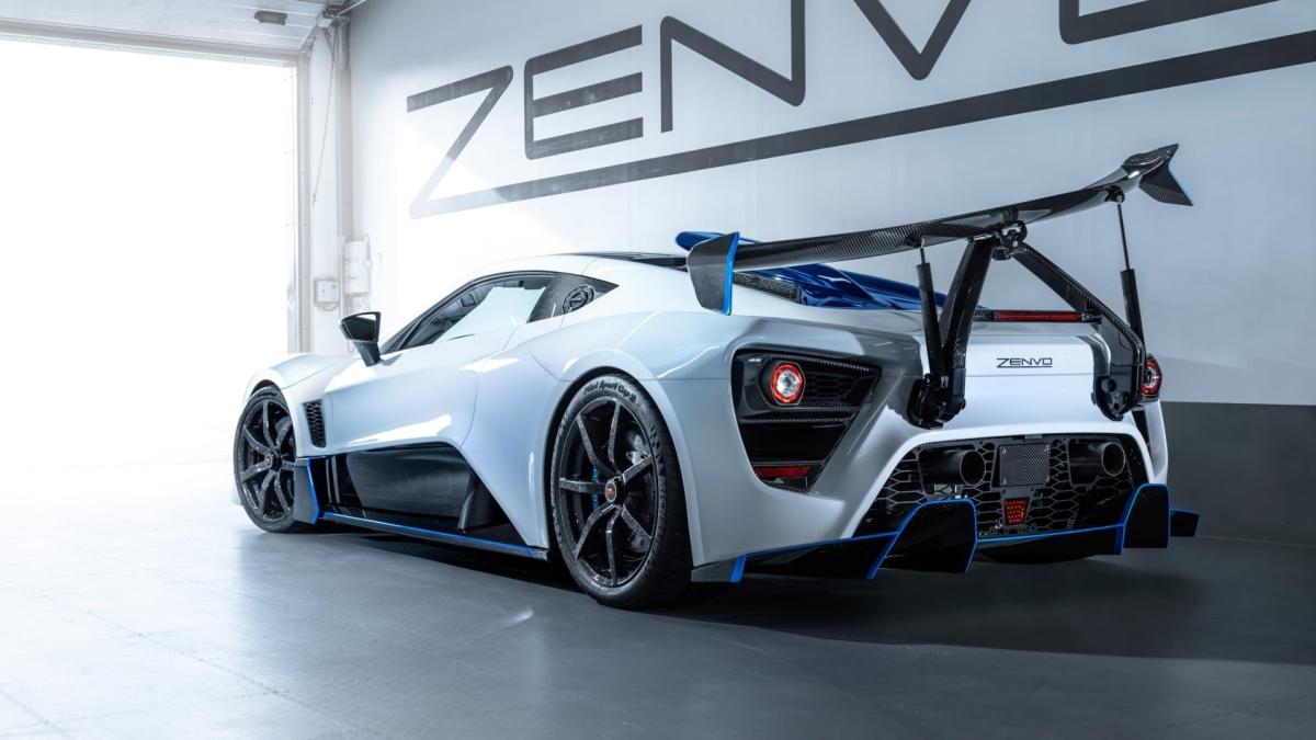 Latest version has received new gearbox tech, alongside unique carbonfibre components
