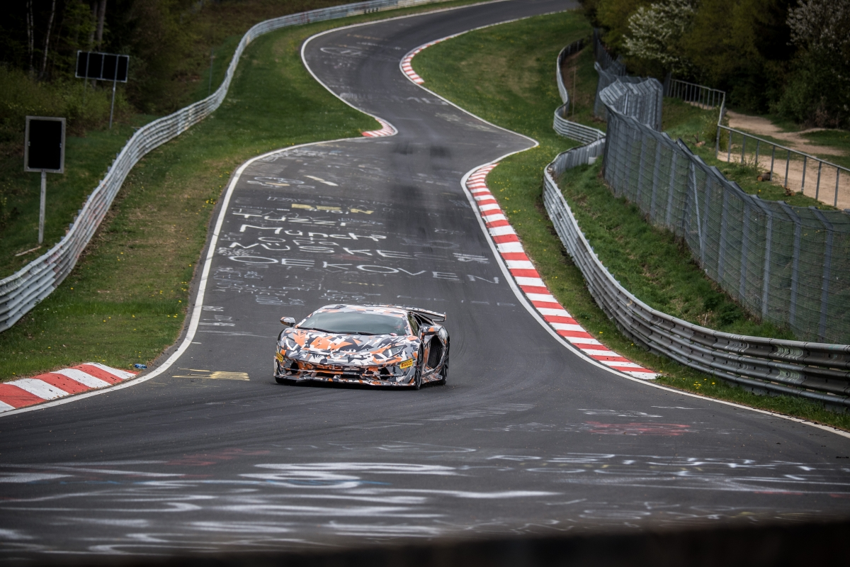 What is the Nurburgring and why does almost every car manufacturer test there?
