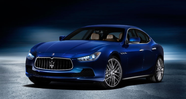 Maserati is back in India