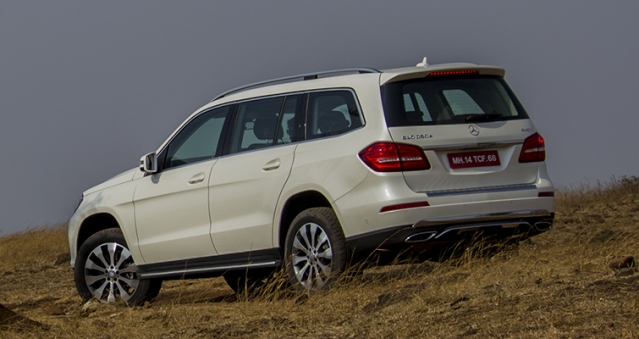 Mercedes-Benz GLS 350 d launched at Rs 80.4 lakh