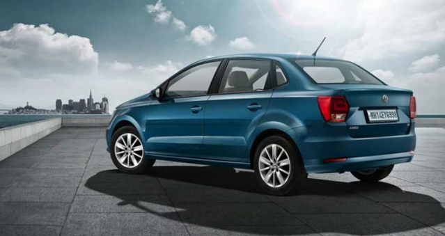 Volkswagen Ameo launched at Rs 5.14 lakh