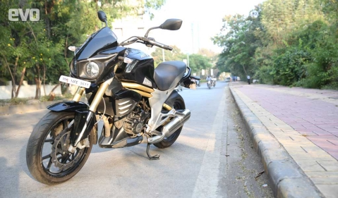 Mahindra Mojo – evo fleet new introduction