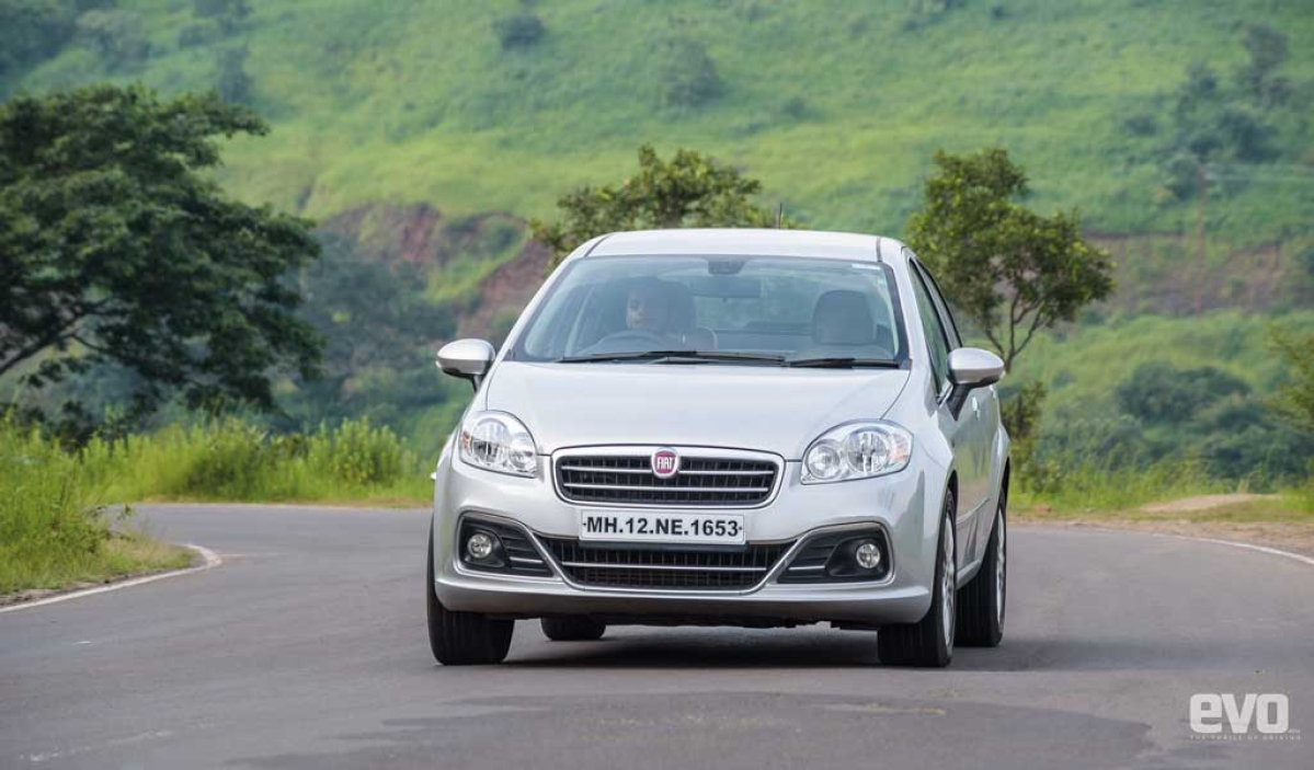 Fiat Linea 125S review