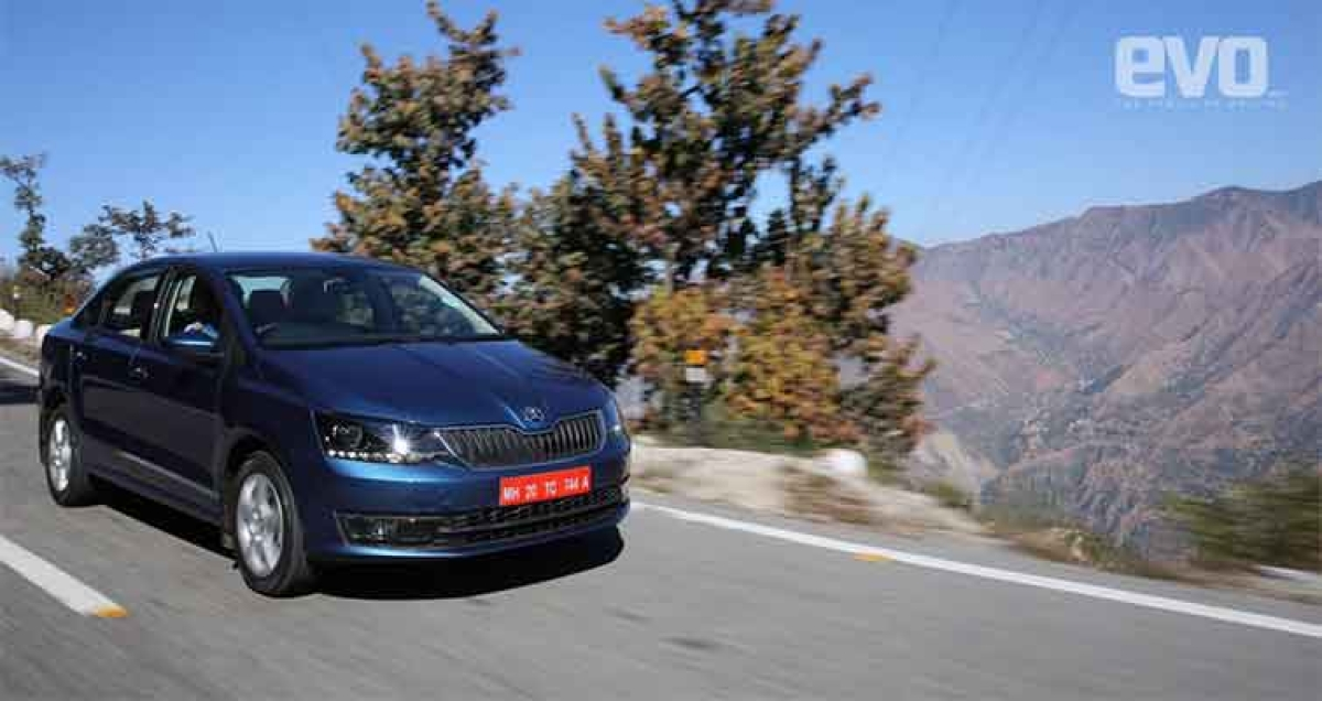 Skoda Rapid driven: 5 positives, negatives and alternatives