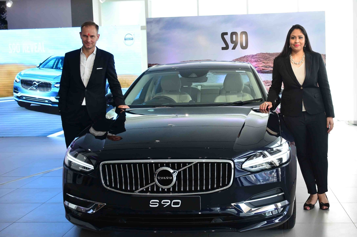 Volvo opens its first dealership in Rajasthan