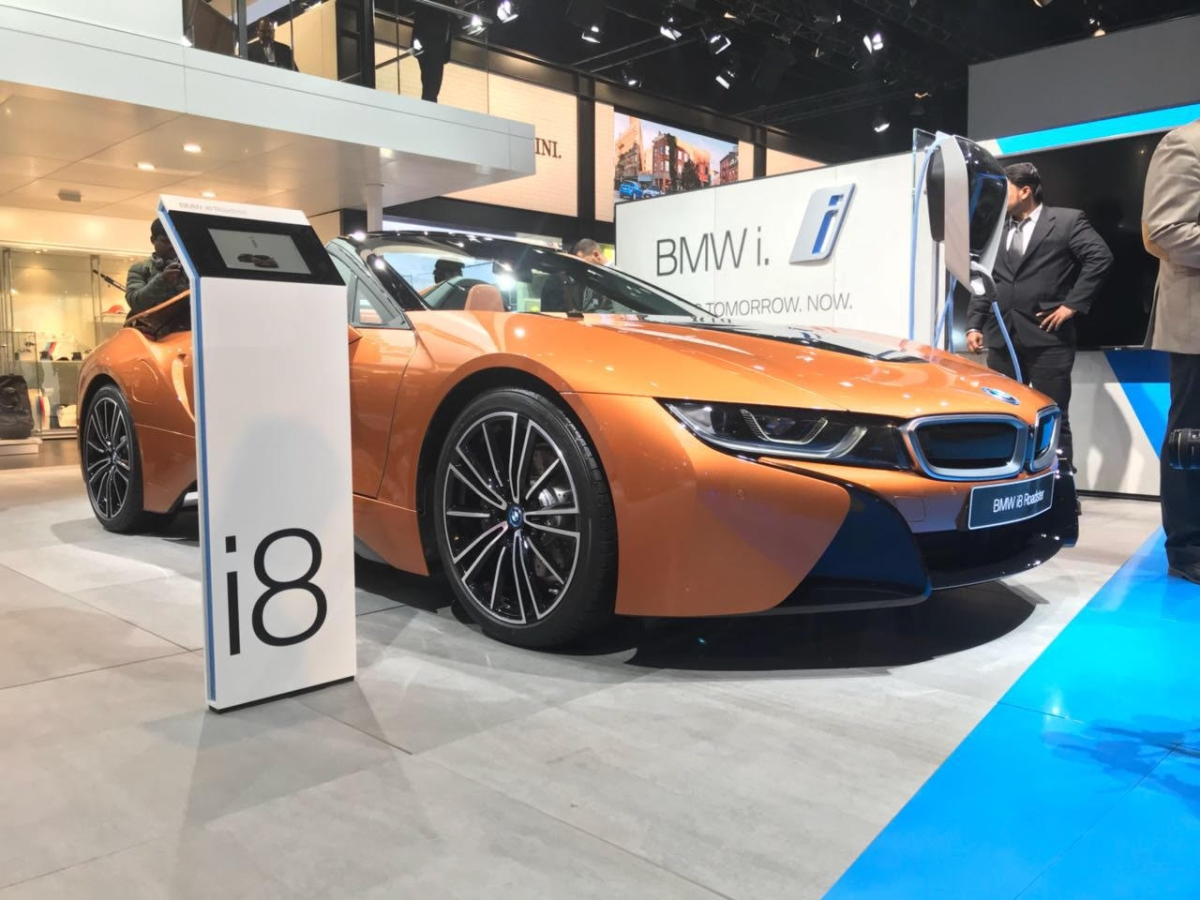 Auto Expo 2018: BMW group unveils a plethora of vehicles for India