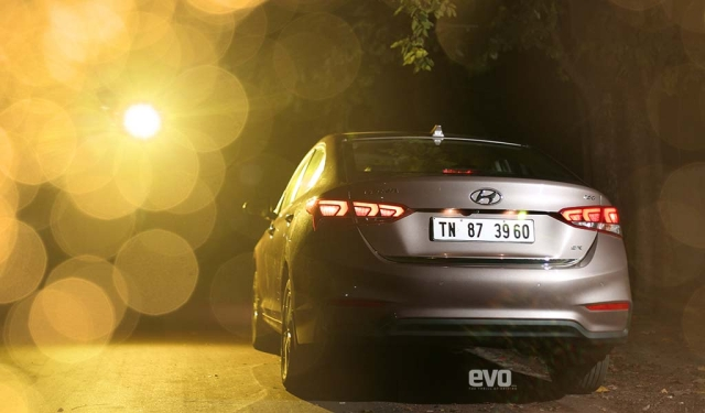 The new generation Verna exudes a style all of its own