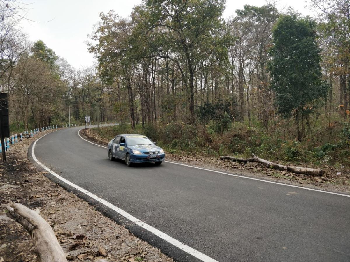 Biswa Bangla JK Tyre Himalayan Drive-6