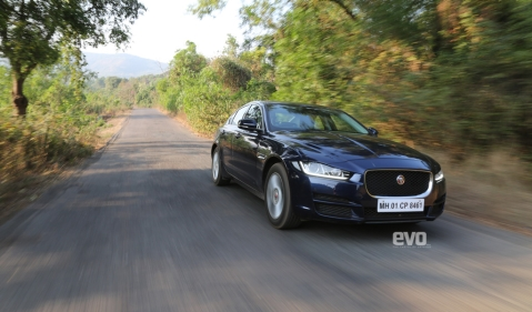 Looking for a classy saloon car? Jaguar XE review, test drive