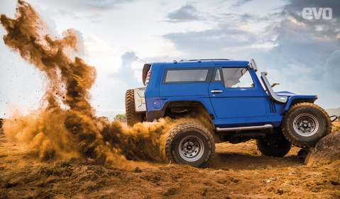 Driven: Mahindra Thar Wanderlust  Review of 4x4 'The Rock