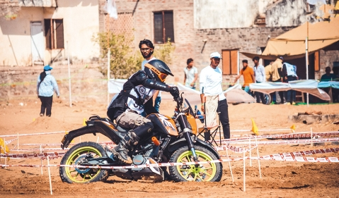 Moto Dangal: Unearthing India's riding talent