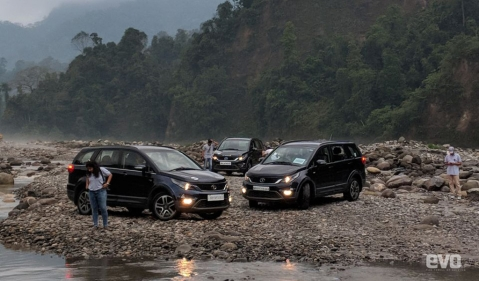 #DriveWithSOUL: Day 1 of the mountain trail drive concludes