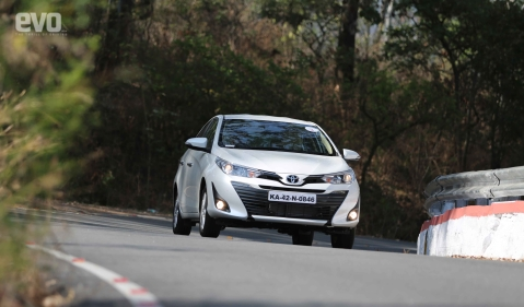 First drive review: Toyota Yaris to rival City, Verna, Vento