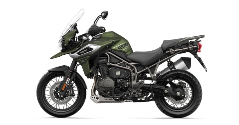 New Triumph Tiger 1200 XCX launched at Rs 17 lakh