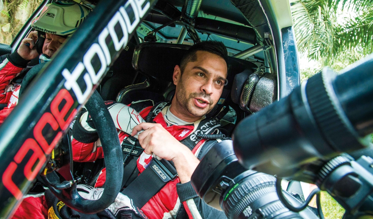 Gaurav Gill to drive the Ford Fiesta R5 in WRC 2