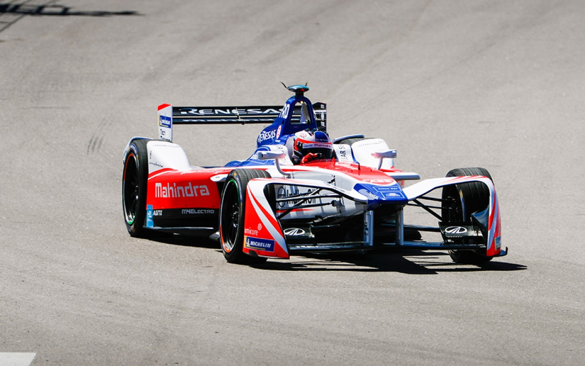 Mahindra Racing set for round nine of ABB FIA Formula E series in Berlin