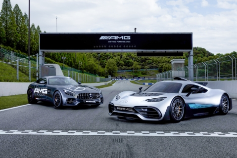 The AMG Speedway is thus not only an important step in the further dynamic development of AMG in South Korea. It also stands for the strategic expansion of our face-to-face communication.