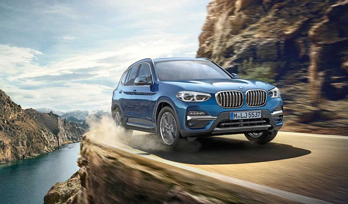 BMW X3 in petrol guise launched at Rs 56.9 lakh