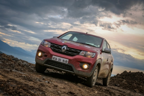 Day 8 – It begins to get tougher by the minute on our Renault Kwid adventure