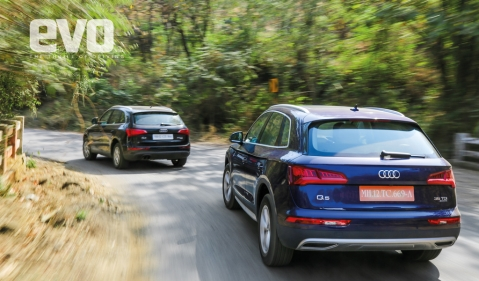 How well does the new Audi Q5 carry forward the Q5 game?