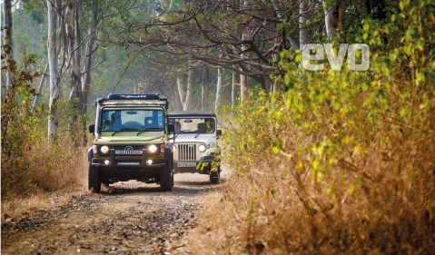 Mahindra Thar vs Force Gurkha: Which one of the duo offers best of both worlds?