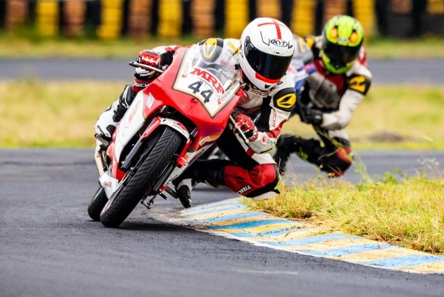 Anish Shetty leads Pro Stock 165cc class at the Round 1 of INMRC 2018