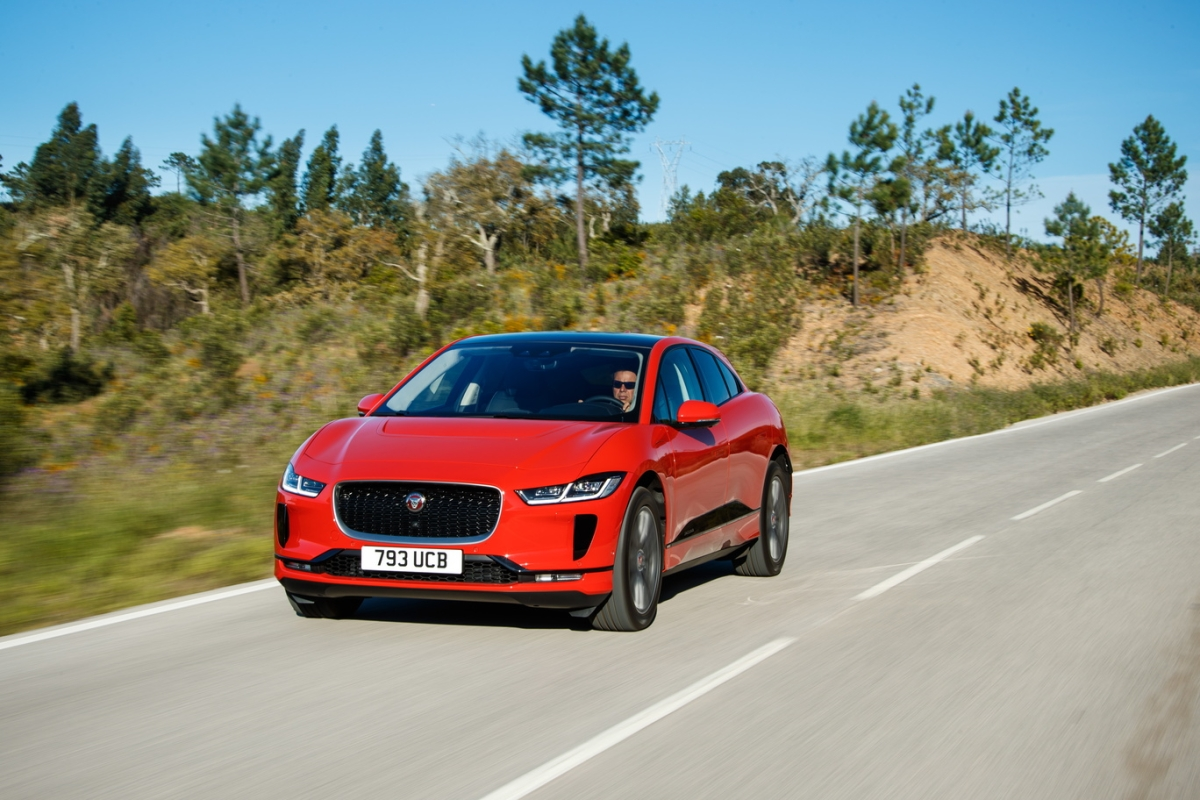 Test drive review: Jaguar I-Pace, the future is here