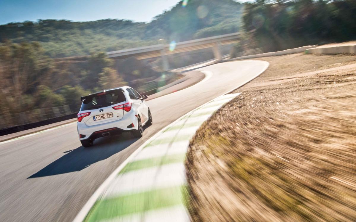 Toyota Yaris GRMN – Gazoo Racing turns Toyota tot into a bit of an