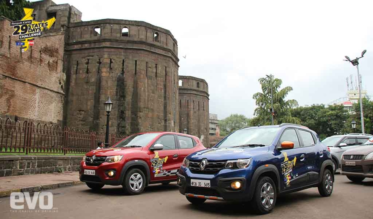 Day 24 – The Renault Kwid catches some rest